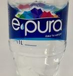 Agua Embotellada Epura 1lt