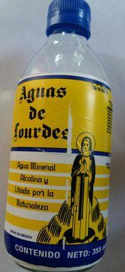 Agua de Lourdes