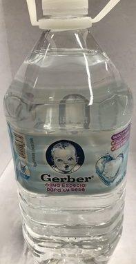 Agua especial para bebé
