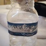 Agua mineral natural