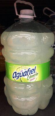 Aguafiel Limón