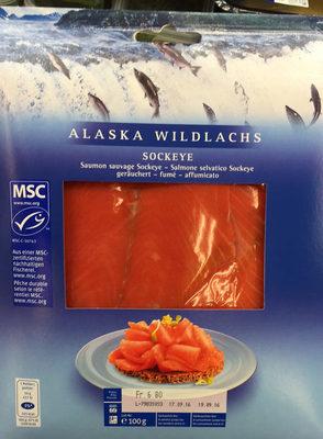 Alaska Saumon sauvage Sockeye