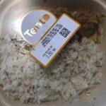 Albóndigas Thai con curry y coco