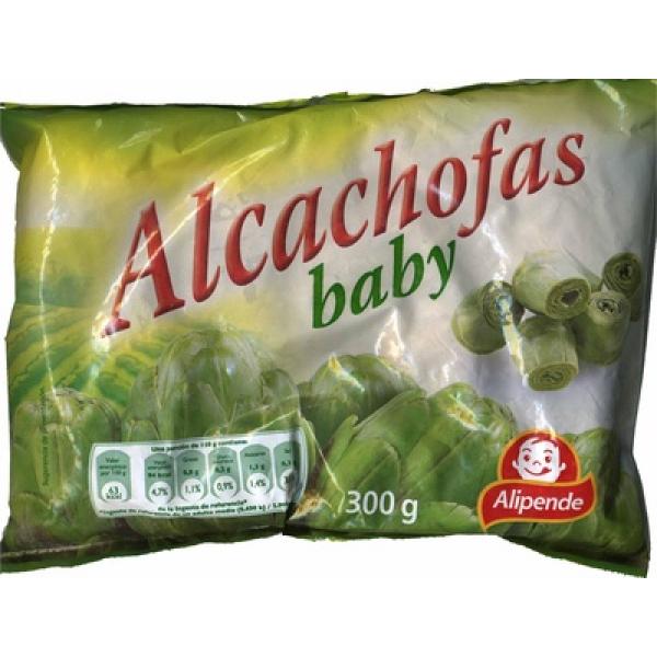 Alcachofas baby