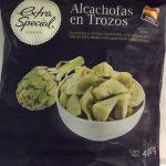 Alcachofas en trozo