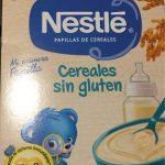 Alimento Elaborado A Base De Cereales.