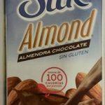 Alimento líquido con almendra sabor chocolate