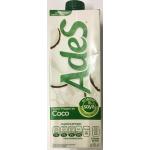 Alimento líquido de soya sabor coco