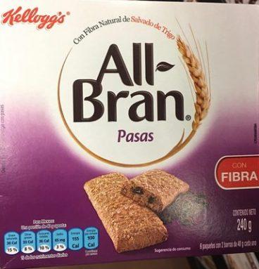 All Bran Pasas