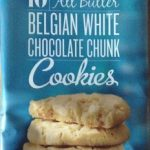 All Butter Belgian White Chocolate Chunk Cookies
