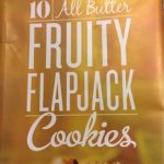 All Butter Fruity Flapjack Cookies