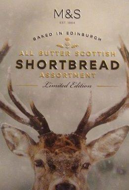 All Butter Scottish Shortbread Assortment