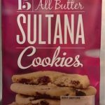 All Butter Sultana Cookies