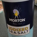 All-Purpose Iodized Sea Salt