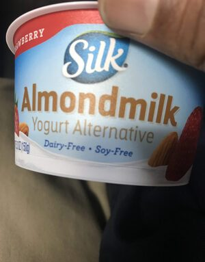 Almond Milk - Dairy & Soy Free