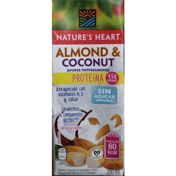 Almond y Coconut
