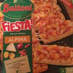 Alpina pizza