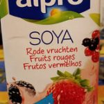 Alpro Soya Fruits rouges