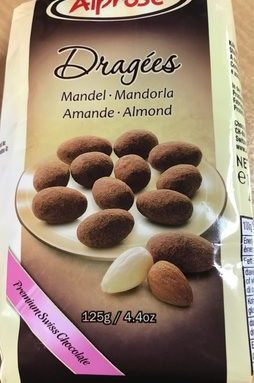 Alprose Dragess Kakao Mandel