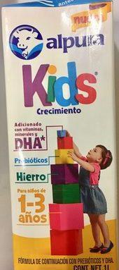 Alpura Kids crecimiento