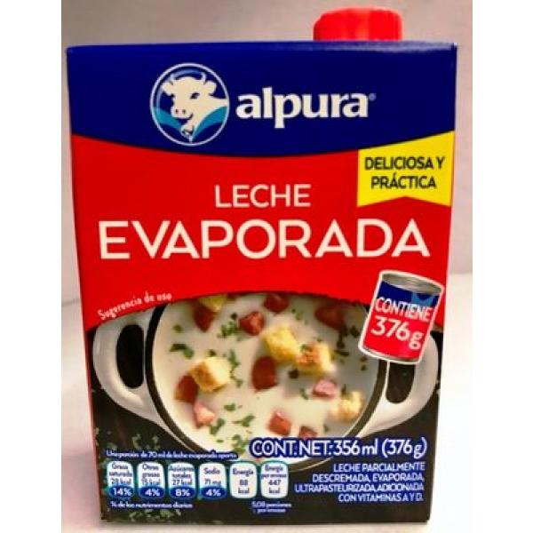 Alpura Leche Evaporada