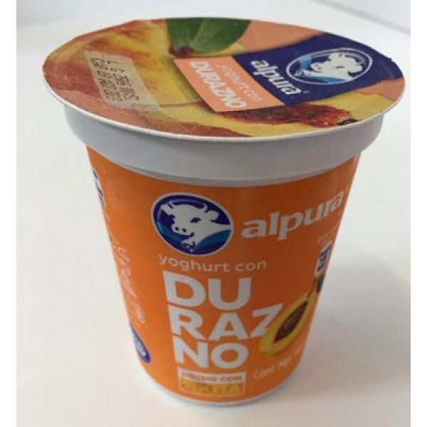 Alpura Yoghurt con Durazno