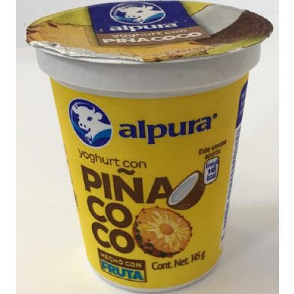 Alpura Yoghurt con Piña-Coco