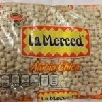 Alubia chica La Merced