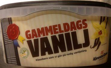 Alvestaglass Gammeldags vanilj