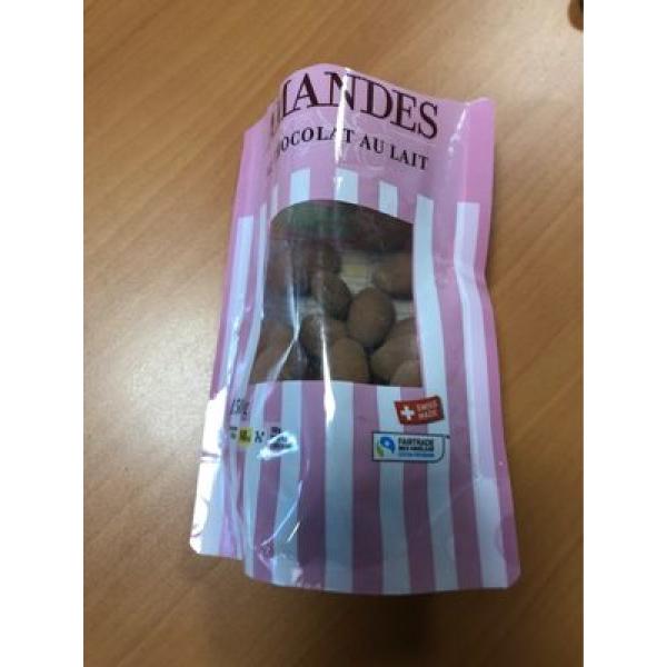 Amandes Au Chocolat Au Lait