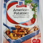 American potatoes