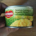 Ananas broyé