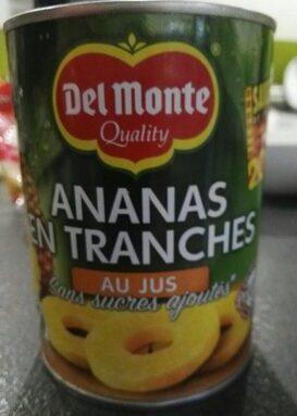 Ananas en tranche