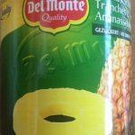 Ananas en tranchesau sirop
