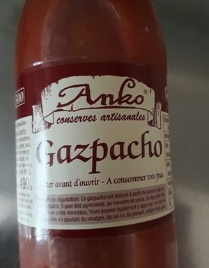 Anko Gazpacho