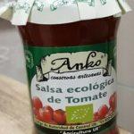 Anko. Salsa ecológica de tomate