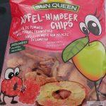 Apfel-Himbeer Chips