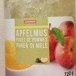 Apfelmus Gezuckert Pasteurisiert