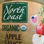 Apple sauce organic