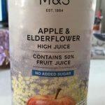 Apple&Elderflower