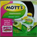 Applesauce Granny Smith
