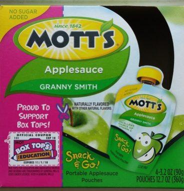 Applesauce Granny Smith