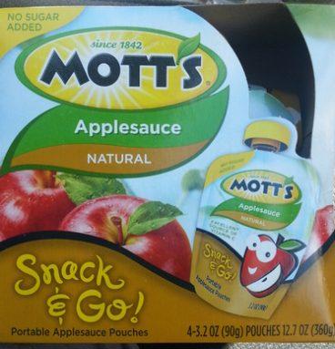 Applesauce Natural