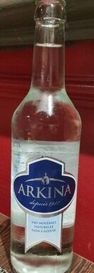 Arkina eau minérale naturelle non gazeuse