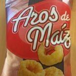 Aros de maiz