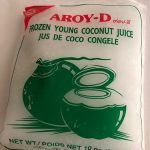 Aroyd Frozen Young Coconut Juice 280gr(Local Pick Up Only)