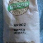 Arroz Basmati Integral Biocop