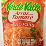 Arroz con tomate precocido Verde Valle