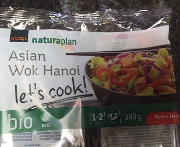Asian wok hanoi