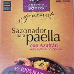 Assaisonnement Pour Paella Au Safran